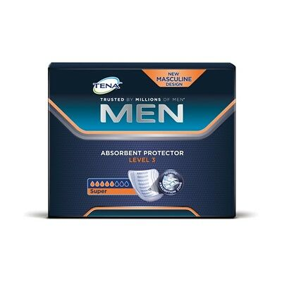 TENA Men Level 3 400ml Pack of 16