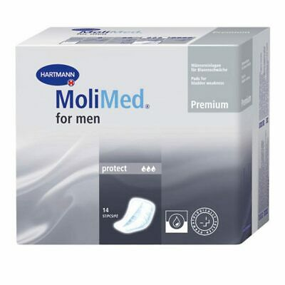 MoliMed for Men - Protect - 200ml - Pack of 14