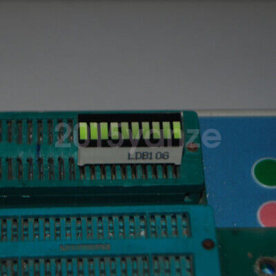 5pcs New 10-Segment Green Color Bar LED
