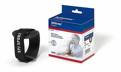 Actimove Epi Sport Tennis Golfer Elbow Brace Epicondylitis Strap Wrap Support
