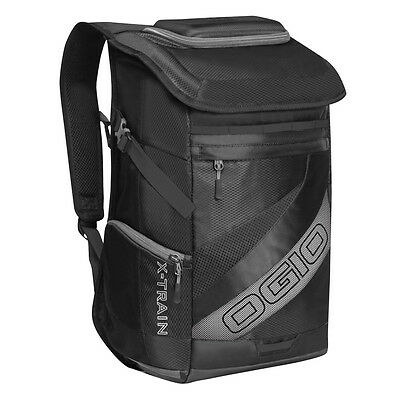 Ogio X-Train 2 Pack Duffel Black Silver