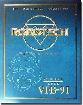 Robotech Masterpiece Collectioni Beta Fighter Volume 3 VFB-9I Lunk