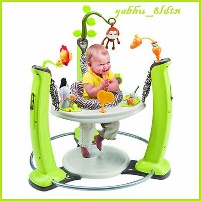 Baby Activity Jumper Saucer Walker Bouncer Infant Play Educational Toys Jungle