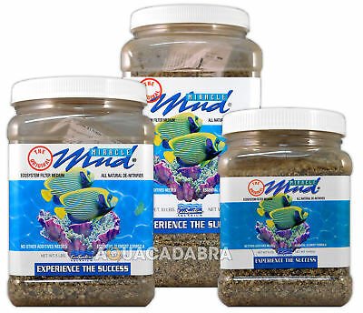 Ecosystems Miracle Mud Refugium Substrate Filter Media Marine Reef Aquarium Fish