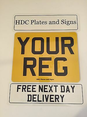 7x6 number plate motor bike number plate small bike plate show plate.