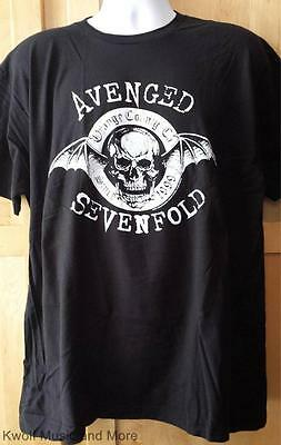 "AVENGED SEVENFOLD T-Shirt  ""Origins"" Official/Licensed S, M, L, XL  NEW"