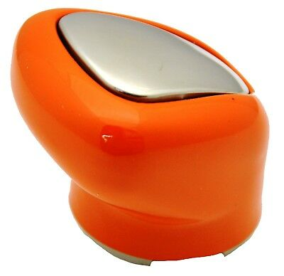 gear shift knob 9 10 speed classic orange plastic Freightliner Peterbilt