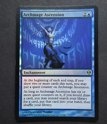 MTG Magic the Gathering Zendikar Choose your Rare and Mythic Cards - M/NM/LP