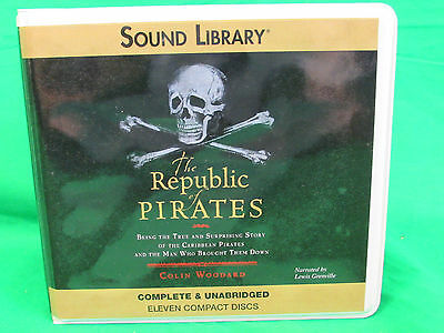 The Republic of Pirates: Being the True and Surprising Story  (Library Edition)