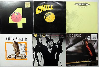 "HOUSE 12"" mixes lot of 10 #4707"