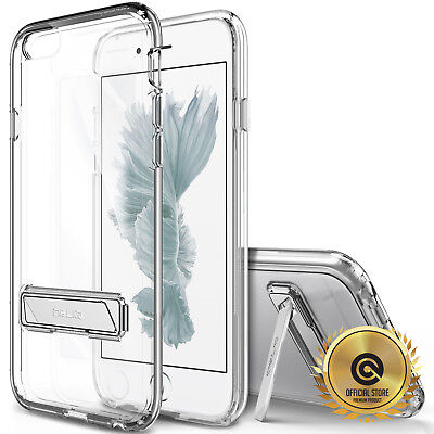 OBLIQ Naked Shield Crystal Clear Hard Case Slim Dual Layer Skin For iPhone 6S 6