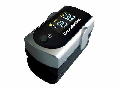 ChoiceMMed Bluetooth Fingertip Pulse Oximeter MD300 C318T2