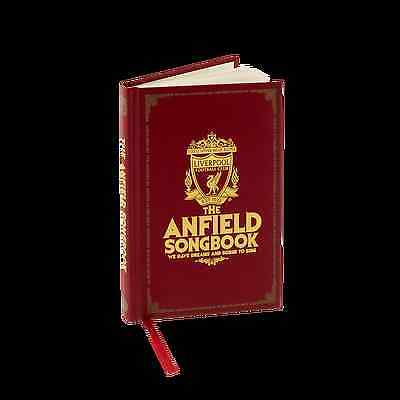 Liverpool FC  LFC Anfield Song Book Official