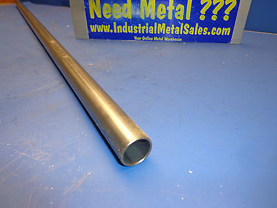 "7/8"" OD x 34""-Long HREW Steel Round Tube .065"" Wall->.875"" OD x .065"" Wall"
