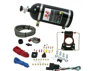 Nitrous Outlet Direct Fit Nitrous System - 99-06 GM Truck 78mm Plate - 50-200HP