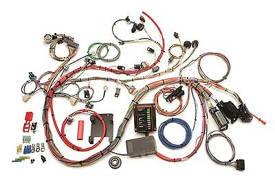 2006 2013 gen iv ls2 ls3 psi standalone wiring harness w 4l60e painless wiring 60524 gm ls2 ls3 ls7 l99 throttle by wire fuel injection