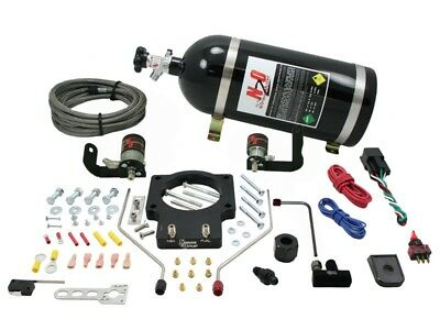 Nitrous Outlet Direct Fit Nitrous System - 2004-06 GTO FAST 92 Intake - 50-200HP