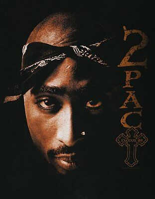 2pac Tupac Shakur All Eyez On Me 3'x4' Cloth Fabric Poster Flag Tapestry-New!