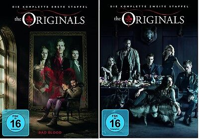 The Originals - Season/Staffel 1+2 * NEU OVP * DVD Set
