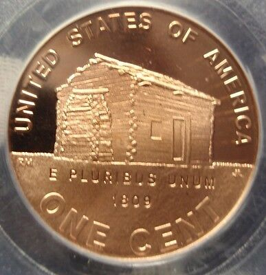2009-S Lincoln Early Childhood Bicentennial Cent PR69DCAM 14903225 10222017