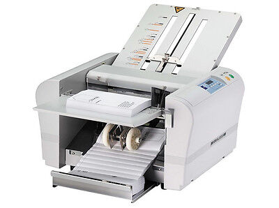 Used IDEAL 8330 A3 Paper Folding Machine, letter folder also handles A4 & A5