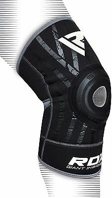 RDX Neoprene Gel Knee Brace Cap Support MMA Pad Guard Protector Patella Sport AB