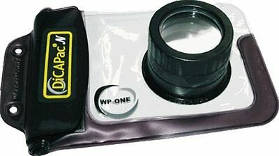 DicaPac WP-ONE Waterproof Underwater Camera Case / Housing NEW