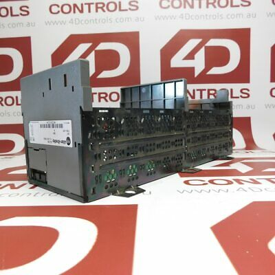 Allen Bradley 1746-A10 10 Slot Modular Chassis - Used - Series B