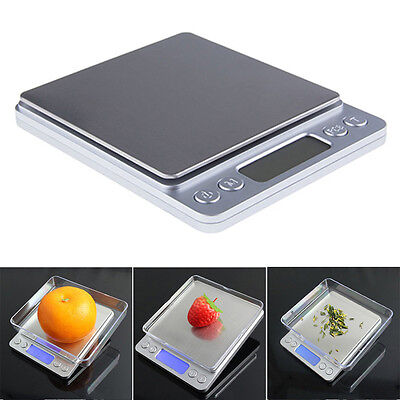 0.1-2Kg Digital Scale Weighing Postal Lcd Electronic Kitchen Scale Food Cooking