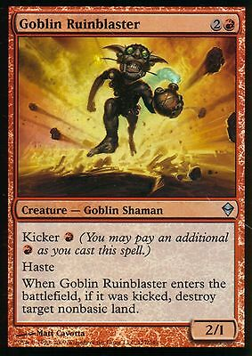 Goblin Ruinblaster FOIL | NM | Zendikar | Magic MTG