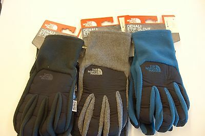 $30 NWT The North Face M's Denali Etip Gloves Var Colors Sz S M L XL