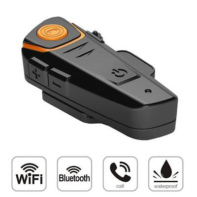 1000m BT-S2 FM Radio Intercomunicador Interfono Bluetooth Auriculares Moto casco