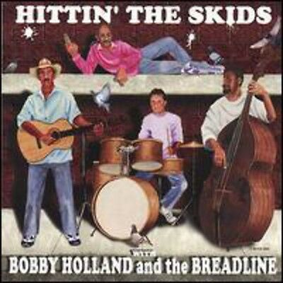 Onward To Oblivion - Bobby & The Breadline Holland (2006, CD NEUF)