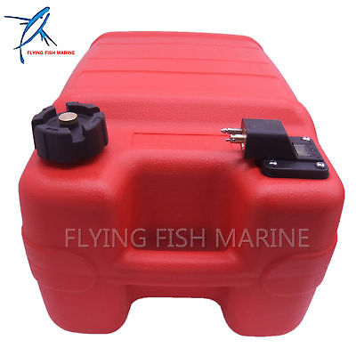 Boat Motor 24L External Fuel Tank Assembly for Yamaha  Outboard Engine