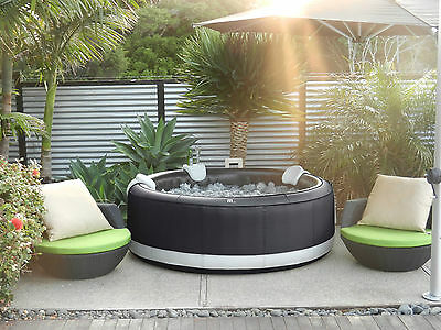2016 Mspa Inflatable Hot Tub, Spa, 6 Person Super Camaro  Jacuzzi, Brand New!