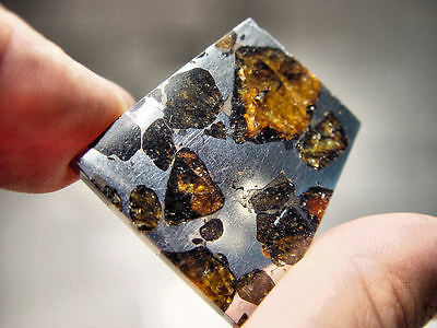 Low Price! Best Quality! Gorgeous Crystals! Amazing Quijingue Meteorite 19.9 Gms
