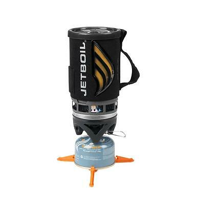 Jetboil Flash Stove Cooking Lightweight Camping and Hiking Stove Carbon NEW