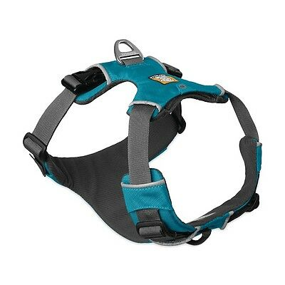 Ruffwear Front Range Dog Harness Pacific Blue NEW