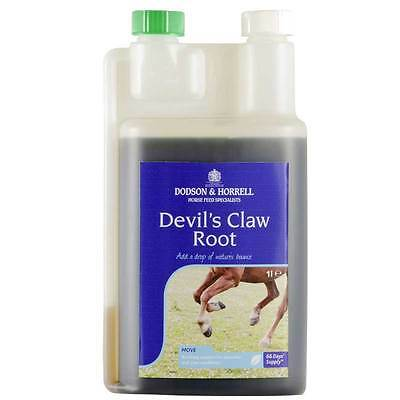 Dodson & Horrell Devil's Claw Root Support For Muscular & Joint Conditions 1 Ltr