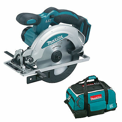 Makita 18V Lxt Bss611 Bss611Z Bss611Rfe Circular Saw And 4 Piece Bag
