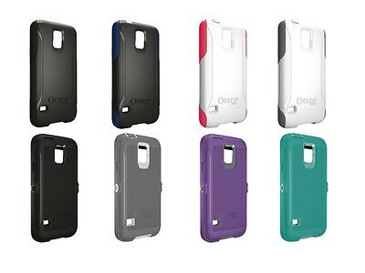 100% Genuine Otterbox Defender & Commuter Case Cover for Samsung Galaxy S5