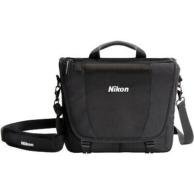 Nikon 17007 DSLR Camera Courier Messenger Bag Case