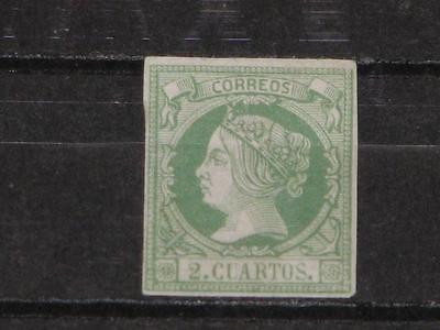 Spain, Scott# 49 unused, mint hinged