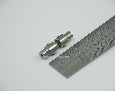 297BJR2:1 set Coupler U-Joint Stainless Steel(Φ3.0 to Φ3.17mm)for RC Boat ft-012
