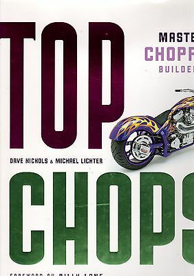 Top Chops, Master Choppers Builders