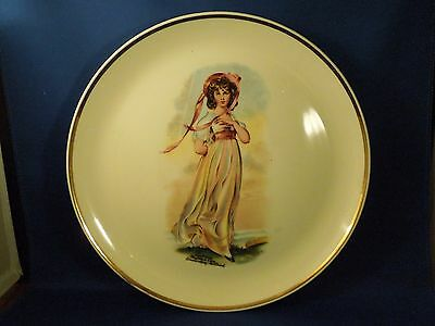 Vintage W.S. George Decorative Plate Lawrence Mulder & Loon Amsterdam Holland
