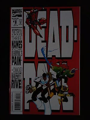 Deadpool The Circle Chase #3 VF+ 8.5