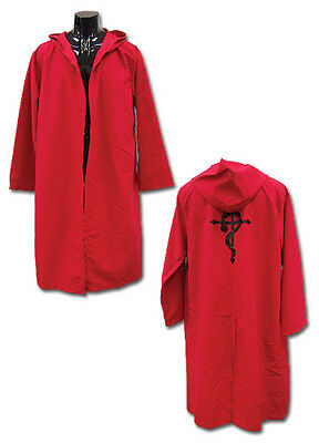 *NEW* Fullmetal Alchemist: Ed's Coat Medium (M) Costume