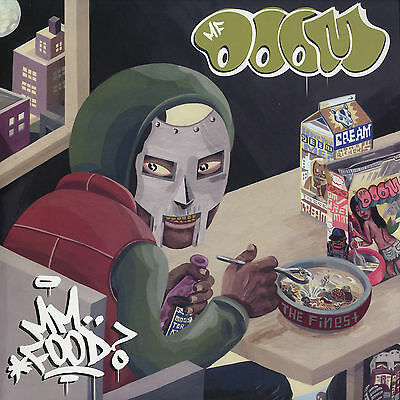 MF Doom - MM.. Food? - 2 x Vinyl LP *NEW & SEALED*