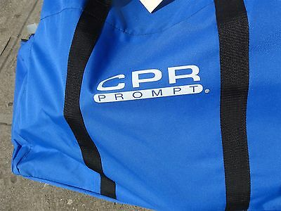 CPR PROMPT Manikin Set of five with bag inventory 699